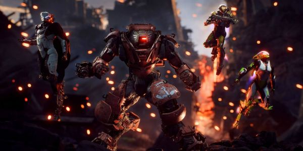 Anthem Guide: How To Unlock All Javelins