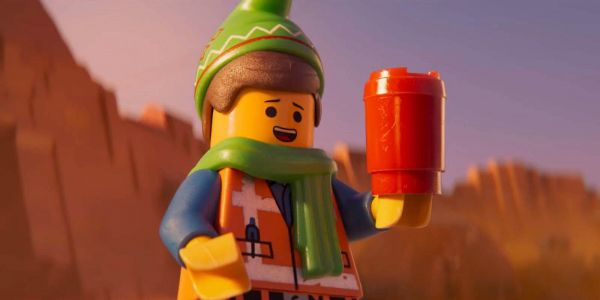 LEGO Movie 2 Short: Emmet Throws A Holiday Party In Apocalypseburg