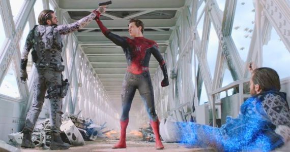 Latest Spider-Man 3 Set Photos Tease Continuation of Big Far from Home Cliffhanger