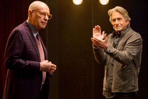Netflix Renews Golden Globe Winner 'The Kominsky Method' for Season 2