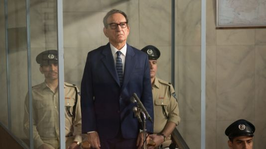 To Catch A Nazi: 'Operation Finale' Is More A Talker Than A Thriller