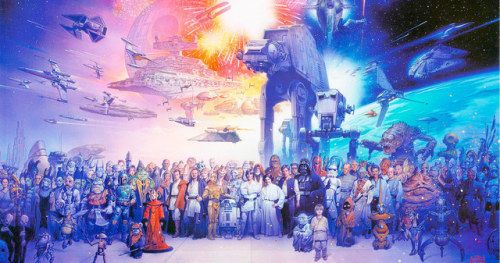 9 Star Wars Movies Are in Development at Lucasfilm Says New