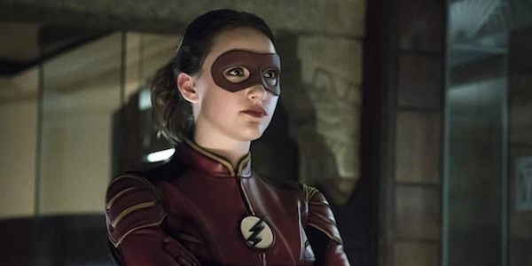 The Flash's Jesse Quick Is Heading To Legends Of Tomorrow For A Certain Reunion