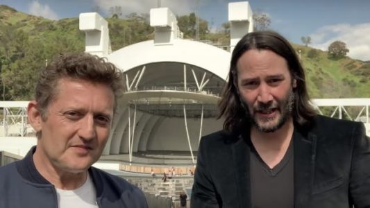 Not Everything Is Horrible: BILL & TED 3: FACE THE MUSIC Gets A Release Date