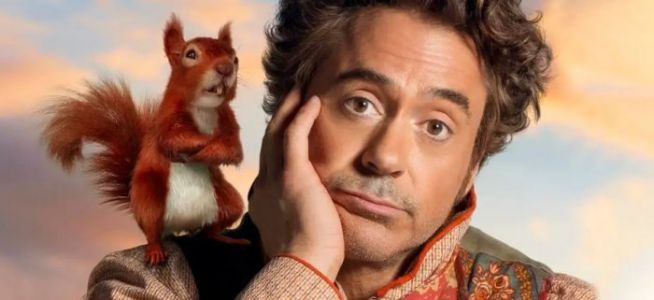 Robert Downey Jr. Will Produce and Possibly Co-Star in a New Apple TV+ Detective Series