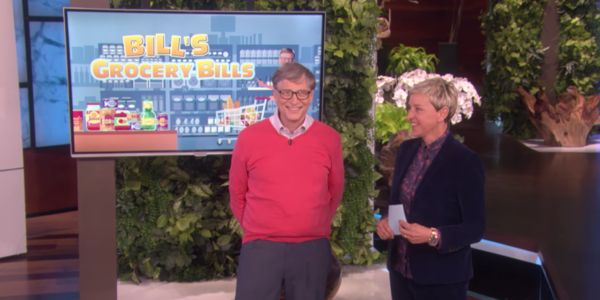 Watch Bill Gates Try To Guess The Price Of Everyday Groceries, Fail Miserably