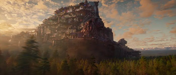 'Mortal Engines' Featurette Promises Something You've Never Seen Before