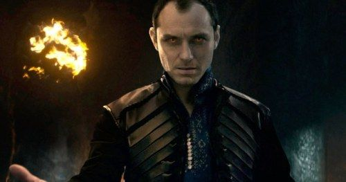 Latest Captain Marvel Photos Welcome Jude Law to SetJude Law is
