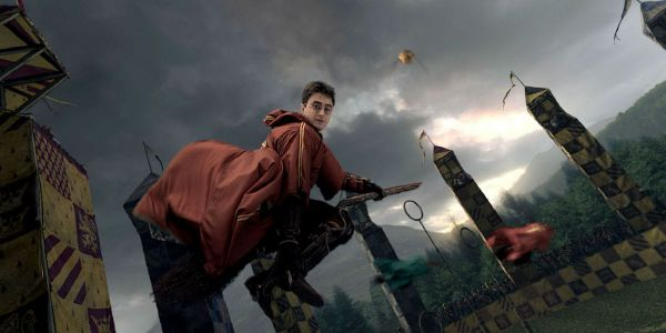 J.K. Explains Why Quidditch Scoring Makes More Sense Than You Think