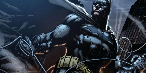 Batman: 10 Things You Never Knew About The Bat-Suit
