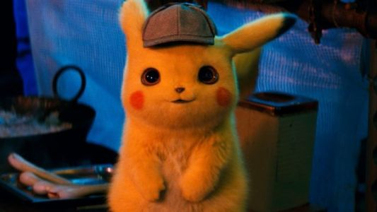 Pokemon Detective Pikachu Movie Trailer