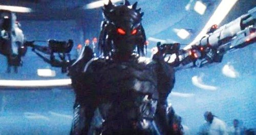 The Predator Co-Writer Also Hates the Super-Suit EndingShane