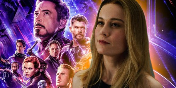Is Captain Marvel's Post-Credits Scene Really From Avengers: Endgame?