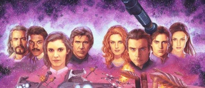 A Brief History of the 'Star Wars' Universe That Once Was