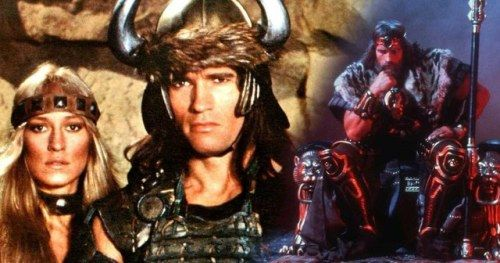Schwarzenegger Really Wants to Return as King Conan: Let's