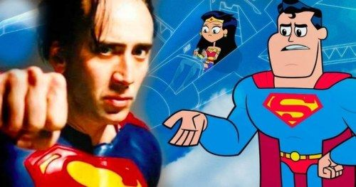 Nicolas Cage Will Finally Play Superman in Teen Titans GO!