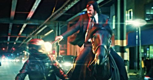 John Wick 3: Parabellum Trailer Arrives and It's