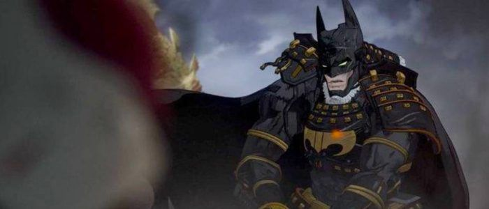 Watch the First Two Amazing Minutes of 'Batman Ninja'