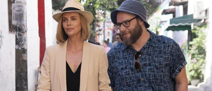 'Long Shot' Trailer: Seth Rogen and Charlize Theron Make an Unlikely Pair