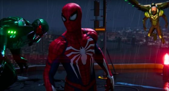 New 'Spider-Man' Video Game Trailer Shows Off Every Conceivable Villain, Lots of Webslinging