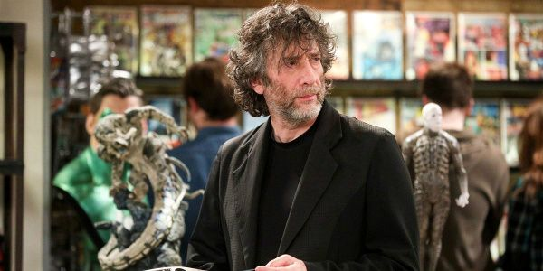 What Neil Gaiman Did On The Big Bang Theory