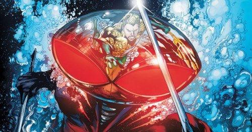 Black Manta's Suit Revealed in Aquaman First Look