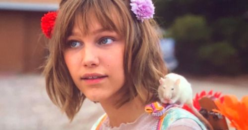 Stargirl: Grace VanderWaal Shows Off New Disney+ Movie at