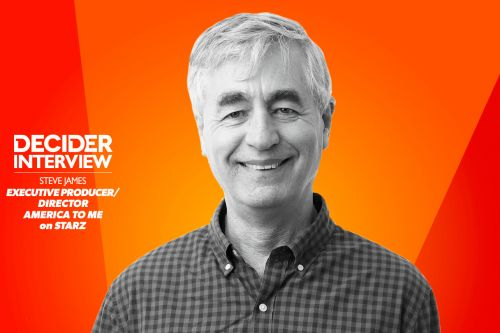 'America To Me' Director Steve James On How High School Is Very Different For Students Of Color