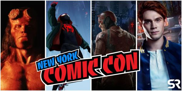 Your Guide To The Best Panels At New York Comic Con 2018