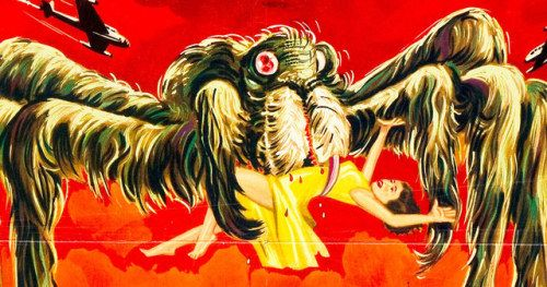50s Sci-Fi Classic Tarantula Comes to Blu-ray for the First Time