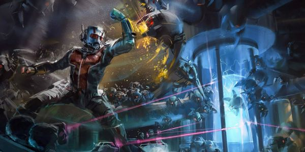 New Disneyland Concept Art & Details Reveal Marvel-Based Park Attractions