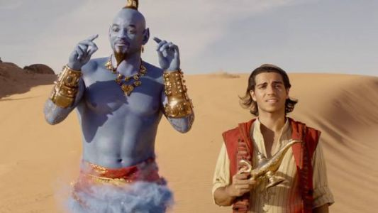 New Disney's Aladdin TV Spot Features New Footage