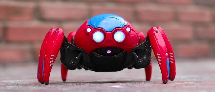 Disneyland Shares the First Look at Avengers Campus' Spider-Bots