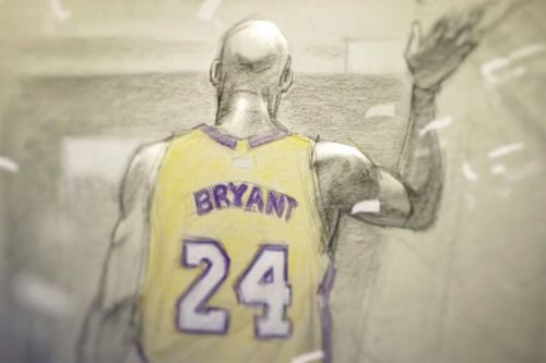 Kobe Bryant's 'Dear Basketball' Short Film Hinted At His Promise Beyond Basketball