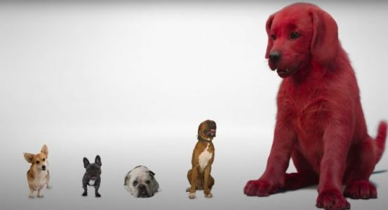 'Clifford The Big Red Dog' Teaser: That Certainly is a Big, Red Dog
