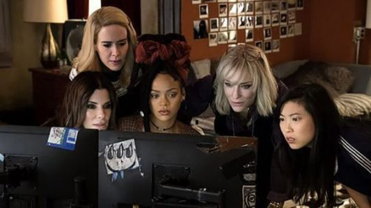 New trailer for the heist comedy movie Ocean's 8