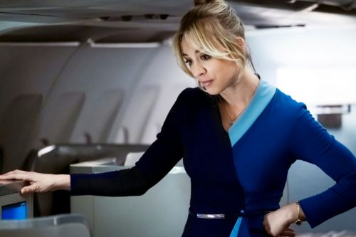 Stream It Or Skip It: 'The Flight Attendant' On HBO Max, Where Kaley Cuoco Tries To Solve A Murder She May Have Committed