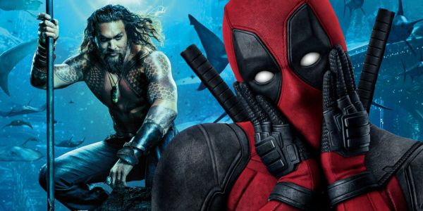 Deapool & Aquaman Top Most Tweeted Movies Going Into Comic-Con