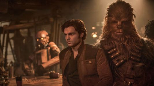 Solo Box Office Sinks to $29 Million in Second Weekend
