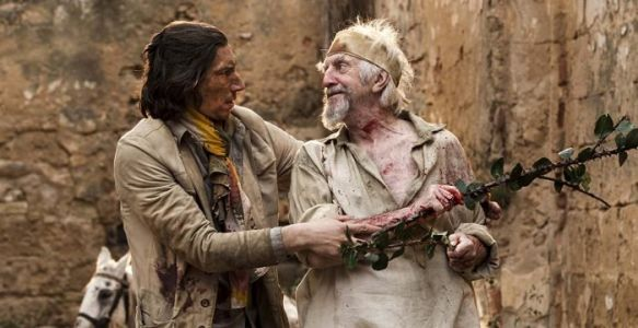 'The Man Who Killed Don Quixote' Isn't Dead Yet: Terry Gilliam Still Retains Rights