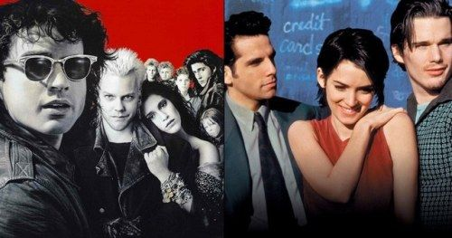 Lost Boys & Reality Bites Casts Both Reunited Over the