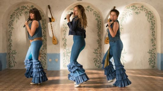 ABBA Silver: 'Mamma Mia! Here We Go Again'