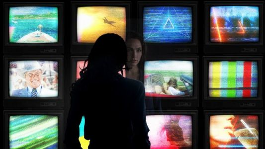 Wonder Woman 1984 Set Videos Surface