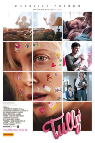 Tully Poster - See how the mother half lives!