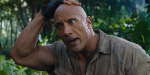 Jumanji's Dwayne Johnson And Jake Kasdan Are Doing Another Movie Together