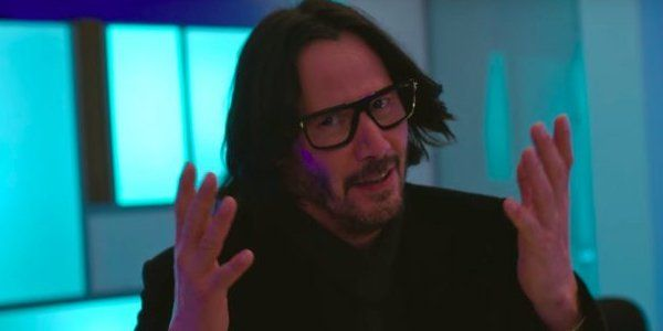 Apparently Keanu Reeves Came Very Close To Appearing In Hobbs And Shaw