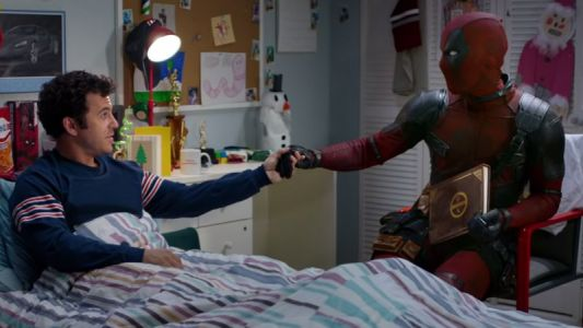 Nickelback Deserves Respect in the Newest Once Upon a Deadpool Trailer