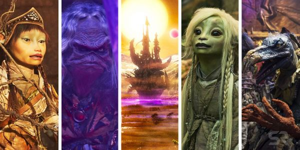 Dark Crystal: Age of Resistance World, Creature & Terminology Guide