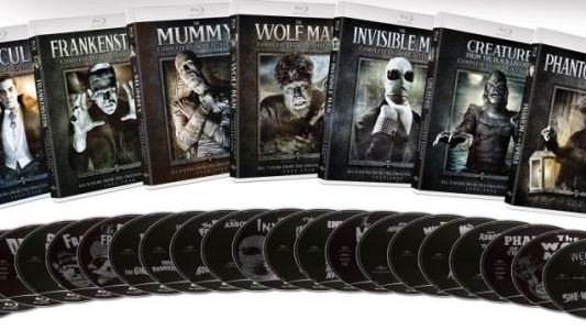 Universal's Classic Monsters Blu-Ray Review: An Encyclopedic Look At A Genre's Origins