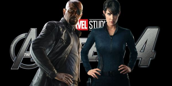 Avengers 4 Set Photos Confirm Nick Fury & Maria Hill